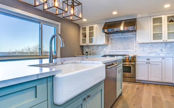 Types of Kitchen Sinks (Modern Kitchen 2019)